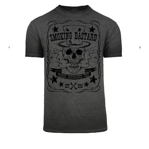 Badass Bastards - Smoking Bastard, T-Shirt