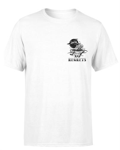 BadAss Bastards - No Regrets, T-Shirt