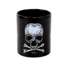 BadAss Bastards - Skull Logo, Tasse